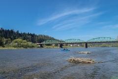 most w Lesku